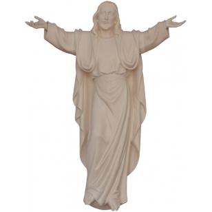 Socha zmŕtvychvstalý Kristus