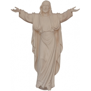 Statue of the Sacred Heart...