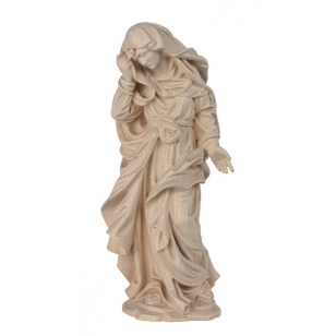 Statue of the weeping...