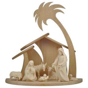 Nativity Comet 9 Pieces