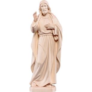 Ježiš s rukou na srdci