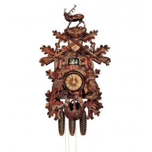 Poľovnícke kukučkové hodiny...