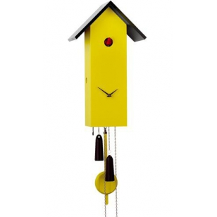 Zegar z kukułką ptak dom prosty wiersz z Haas & Rombach
