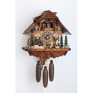 Zegar z kukułką Hekas 3735/8 EX