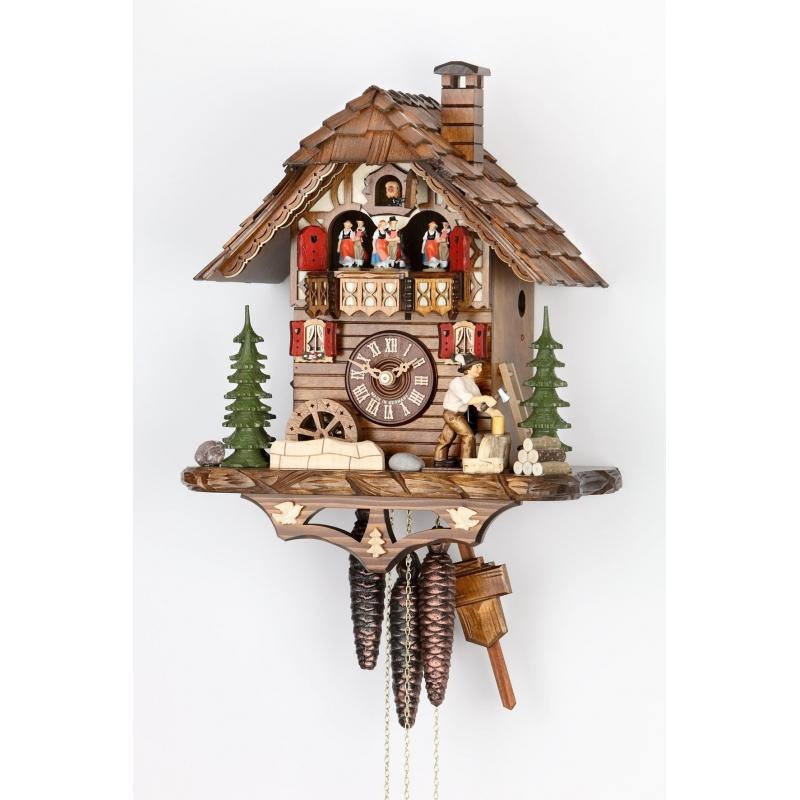 Cuckoo clock Hekas 3707 EX