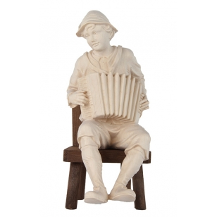 Statue accordion