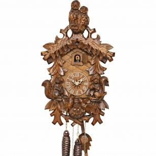 Kukučkové hodiny Hekas 1626 EX