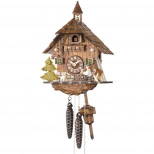Kukučkové hodiny Hekas 1676 EX