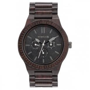 Watches WeWOOD KAPPA BLACK