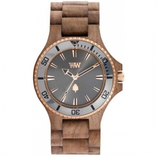 HODINKY WeWOOD DATE MB NUT...