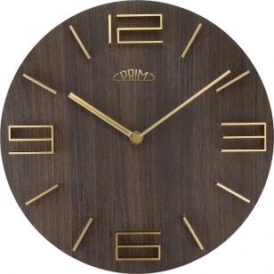 Nástenné hodiny PRIM Timber...