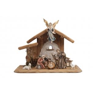 Vianočný Betlehem Svätá noc
