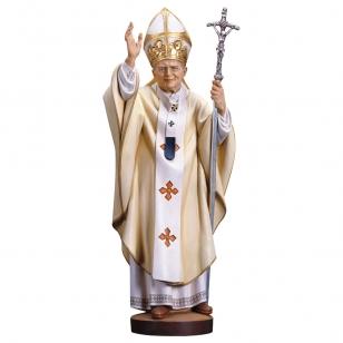 Socha pápež Ján Pavol II