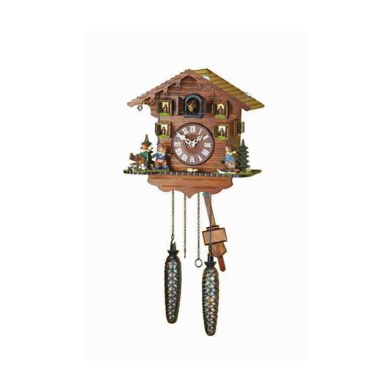 Kukučkové hodiny Trenkle 429 Q Svišť