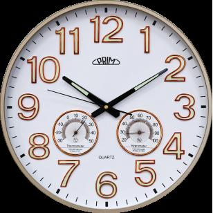 Nástenné hodiny PRIM Hydro