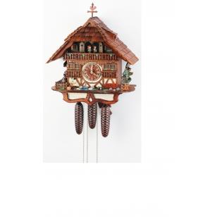 Schneider cuckoo clock 8TMT 1073/9 Fisherman