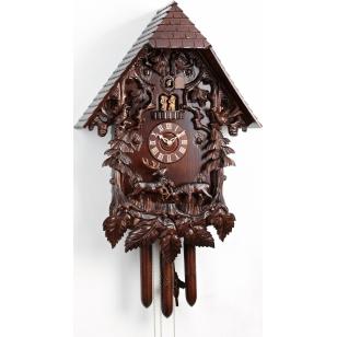 Hunting cuckoo clock  Schneider 8TMT 1357/9