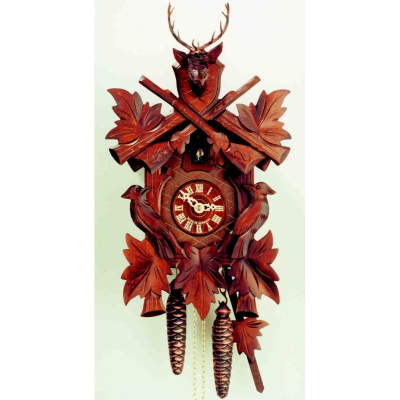 Zegar z kukułką Hekas 854 EX
