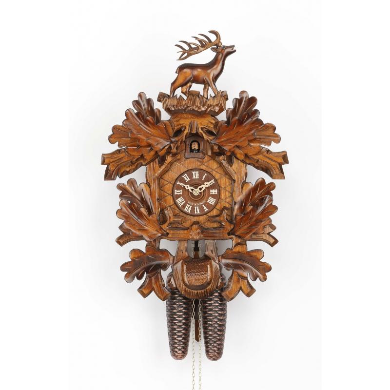 Zegar z kukułką HEKAS 856 EX