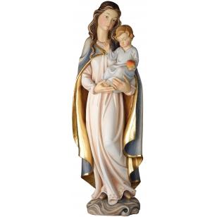 Soška panna Mária s...