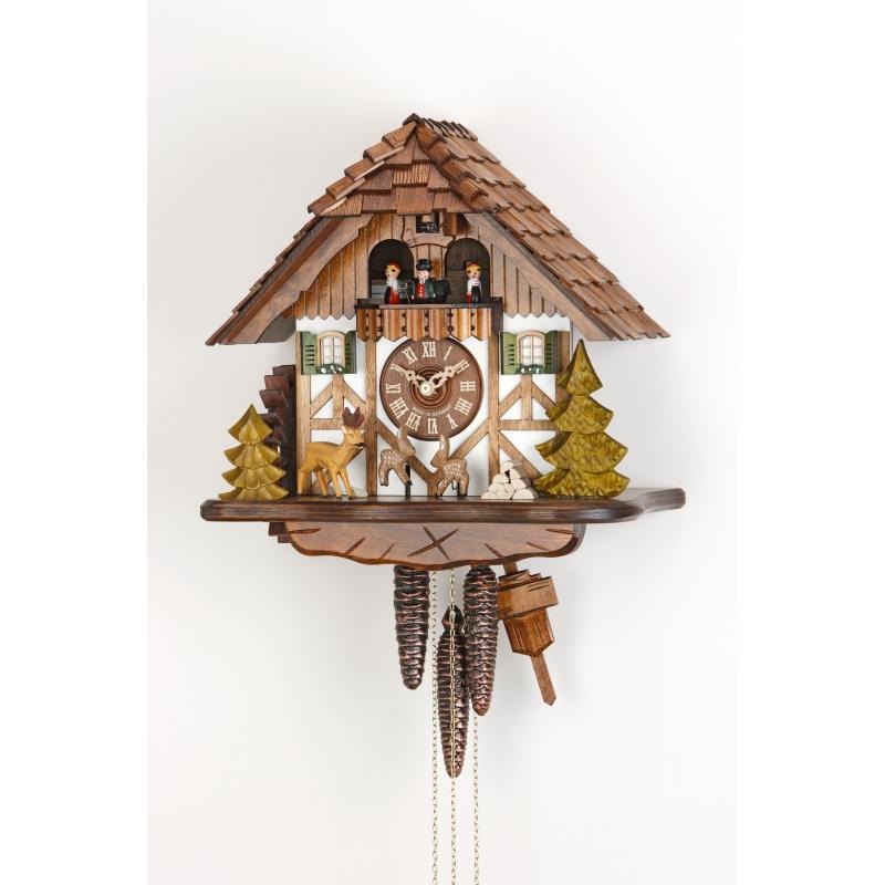Cuckoo clock srnky