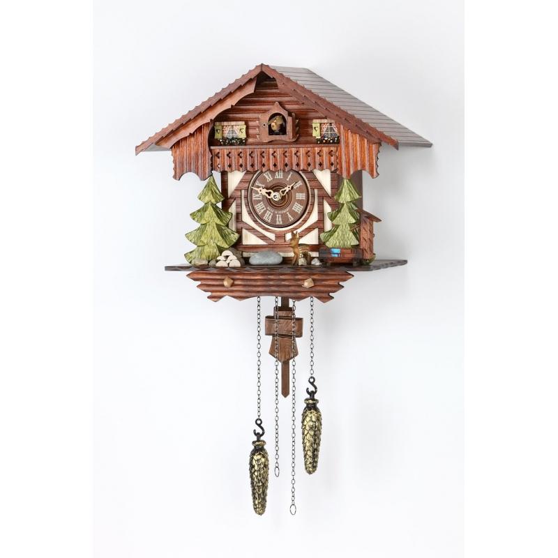 Cuckoo clock a small DOE