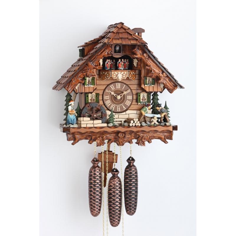 Cuckoo clock Hekas 3734/8 EX