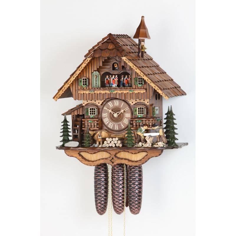 Cuckoo clock hekas 3728/8 EX