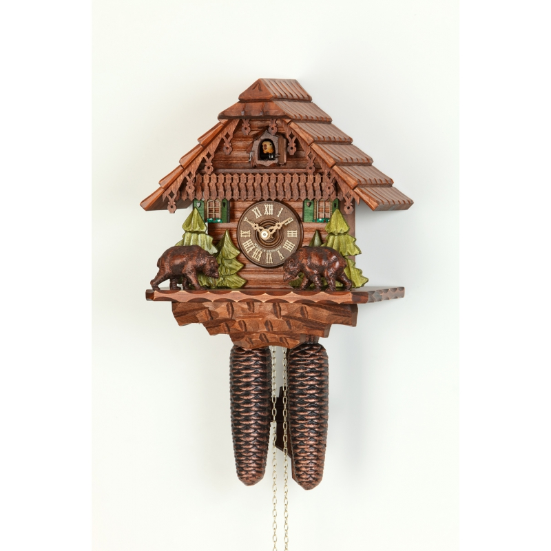 Cuckoo clock bears