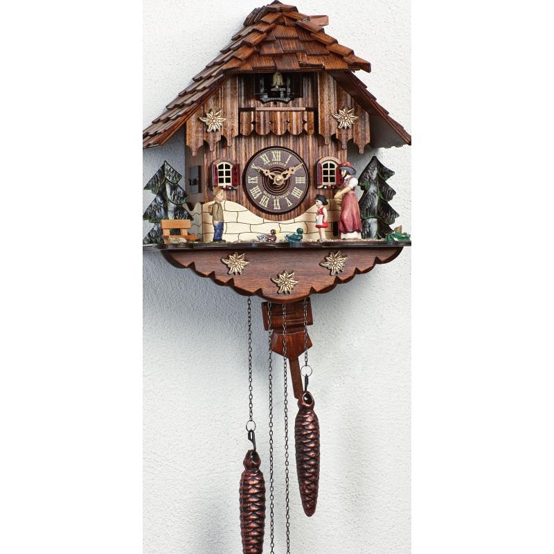Kukačkové hodiny Schneider Q 1710/9