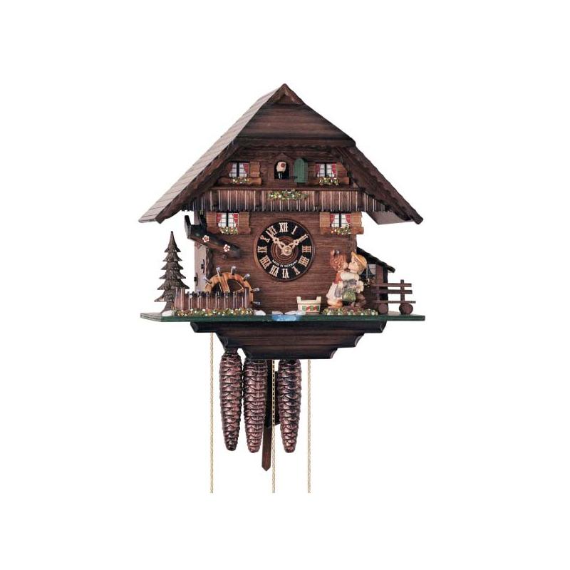The FIRST cuckoo clock PUSA