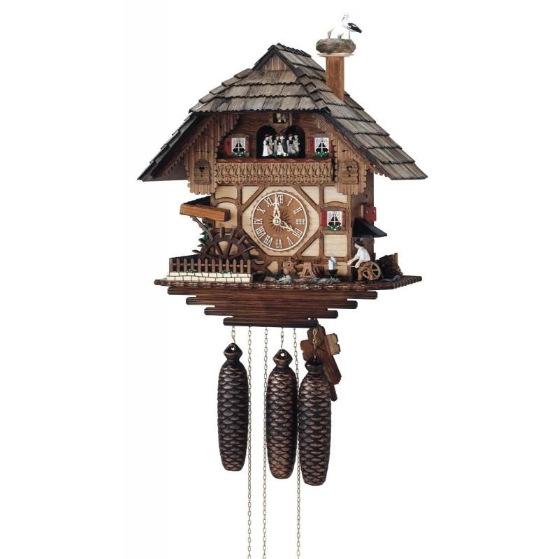 Cuckoo clock Schneider 8TMT 595/9