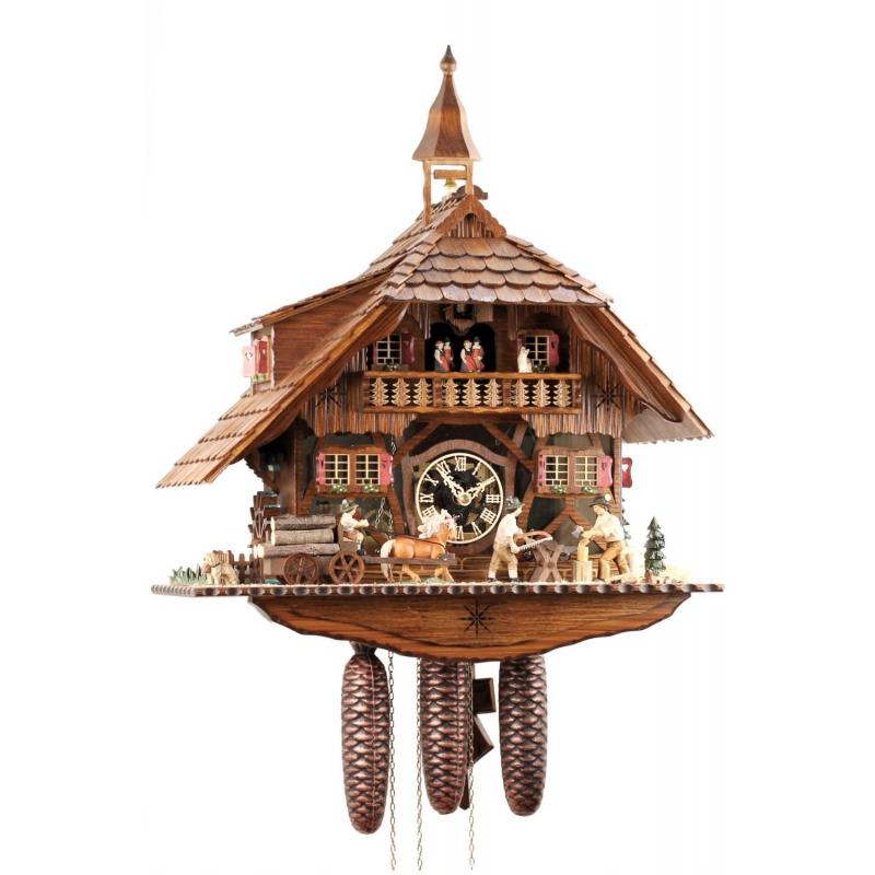 Kukačkové hodiny Schneider 8TMT 1595/9