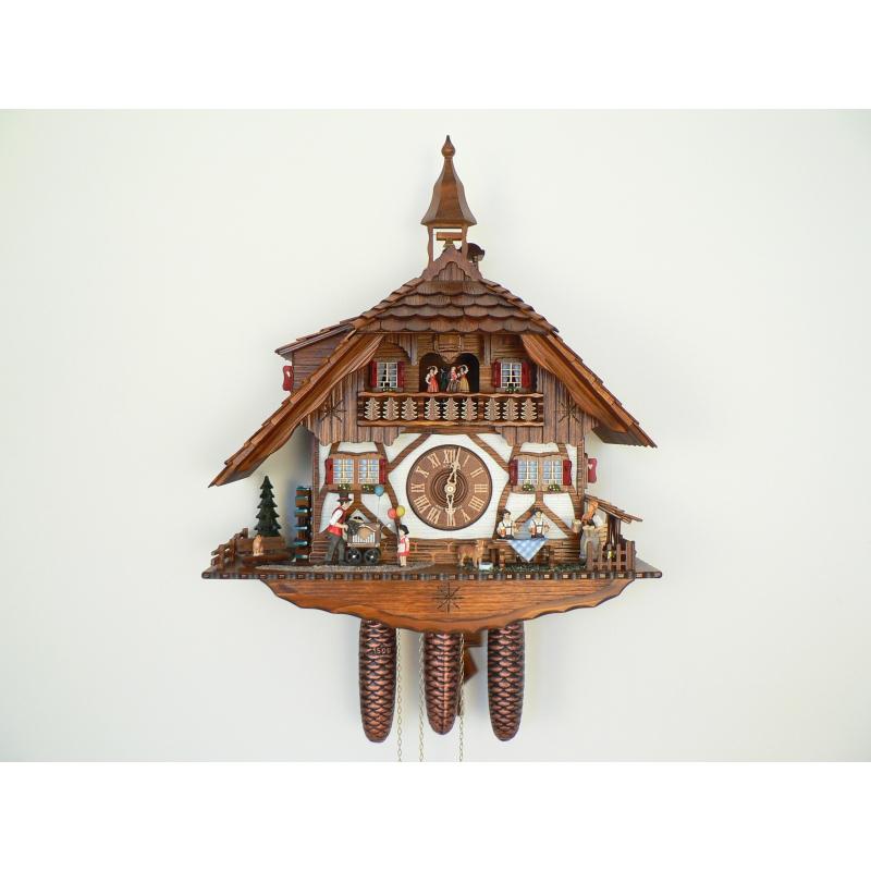 Cuckoo clock Schneider  8TMT 1596/9