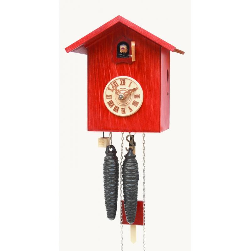 Modern Cuckoo clock Rombach & Haas SK12-3