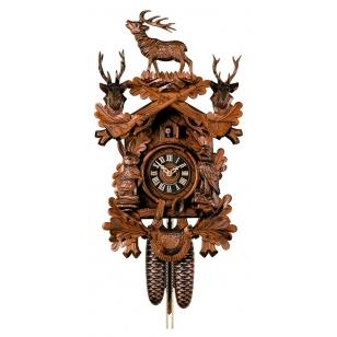 Kukučkové hodiny Hones 837/4 poľovnícke