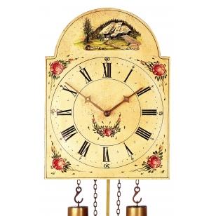 Štítové kyvadlové hodiny...