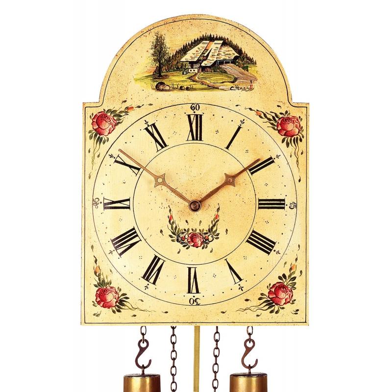 Štítové hodiny Rombach & Haas 7316