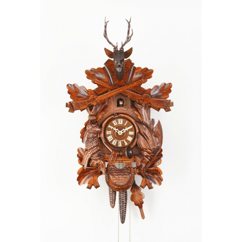 Kukačkové hodiny Hekas 820 EX