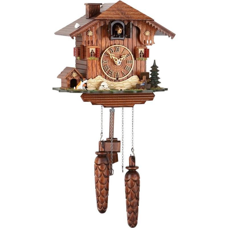 Zegar z kukułką Trenkle 455 Q HZZG