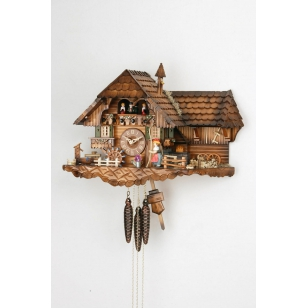Cuckoo clock Hekas 3620 EX
