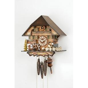 Zegar z kukułką Hekas 3650 EX