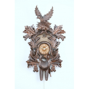 Cuckoo clock HEKAS 878 EX Deer