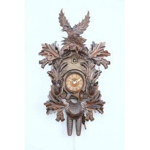 Zegar z kukułką HEKAS 878 EX jeleni