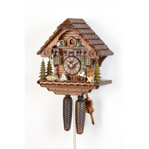 Cuckoo Clock  HEKAS 879 EX