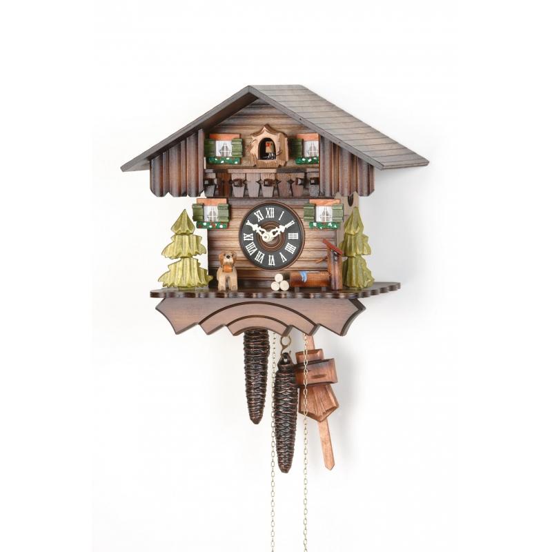 Kukučkové hodiny  HEKAS 1675 EX