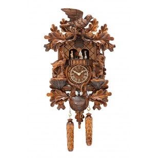 Cuckoo clock Trenkle 375 QMT HZZG