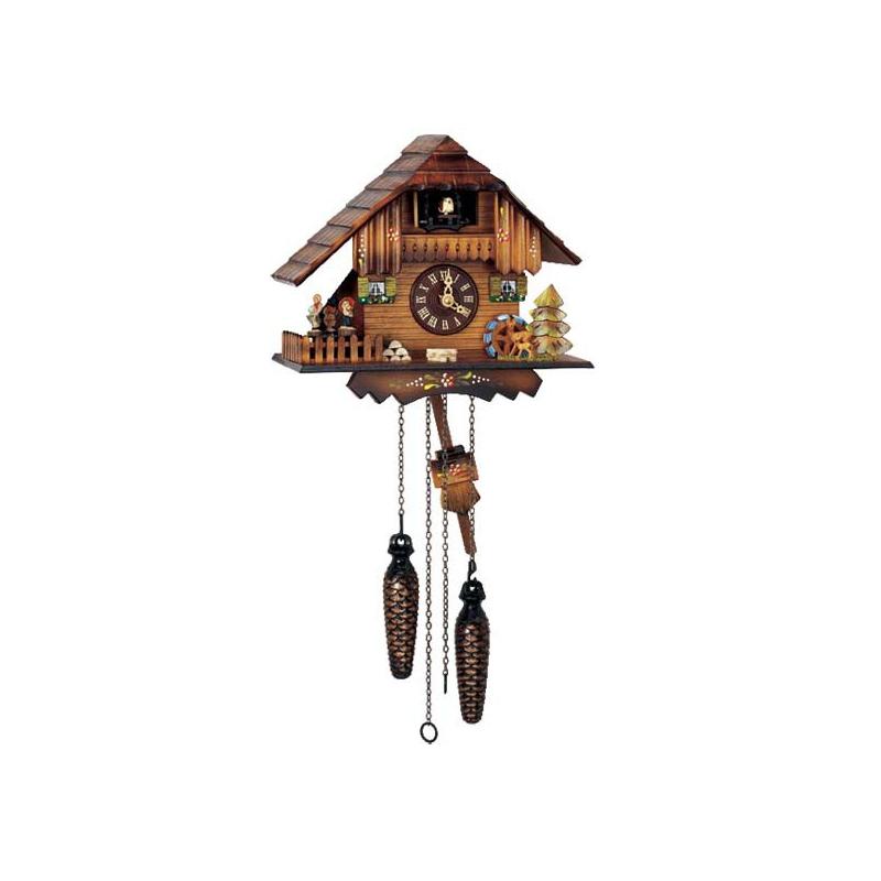 Cuckoo Clock Q74/10 Schneider Chalet