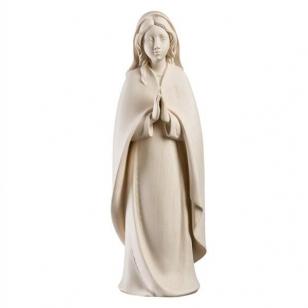 Soška Mária sa modlí P1002r