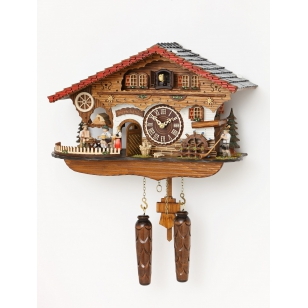 Cuckoo clock Trenkle 4210  QMT HZZG